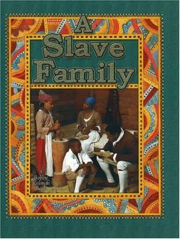 (A Slave Family (Colonial People))