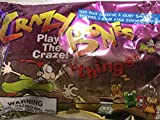 72 Packages of Crazy Bones ''Things'' New in Foil Package