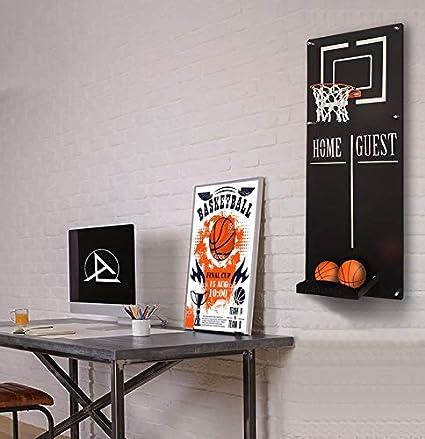 Ocartes Creole De Basket Ball En Metal Decoration Murale