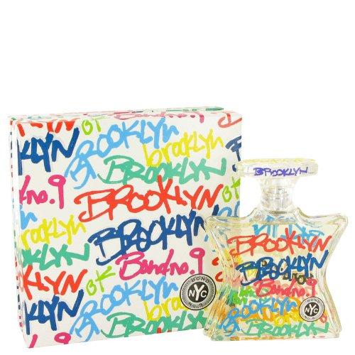 Brooklyn by Bond No. 9 Eau De Parfum Spray 3.3 oz for Women - 100% Authentic