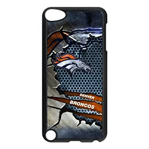 Cute Panda Custom-Protective iPod Touch 5 Hardshell Case NFL Denver Broncos Back Case for iPod 5th Generation