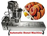 Commercial Donut Maker auto donut making machine donut fryer frying machine 110v/220v (220v)