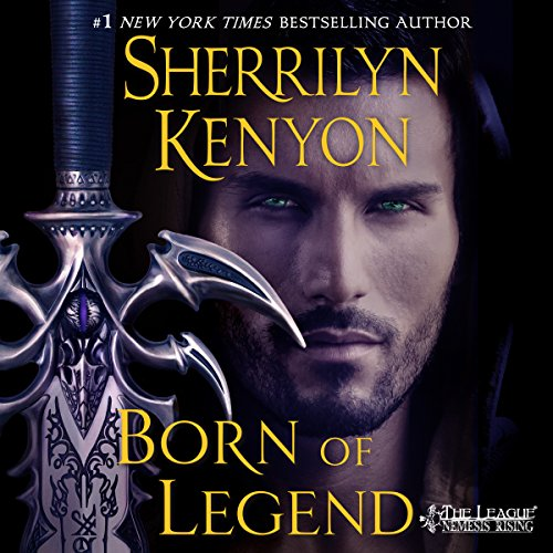 Born of Legend: The League, Book 9