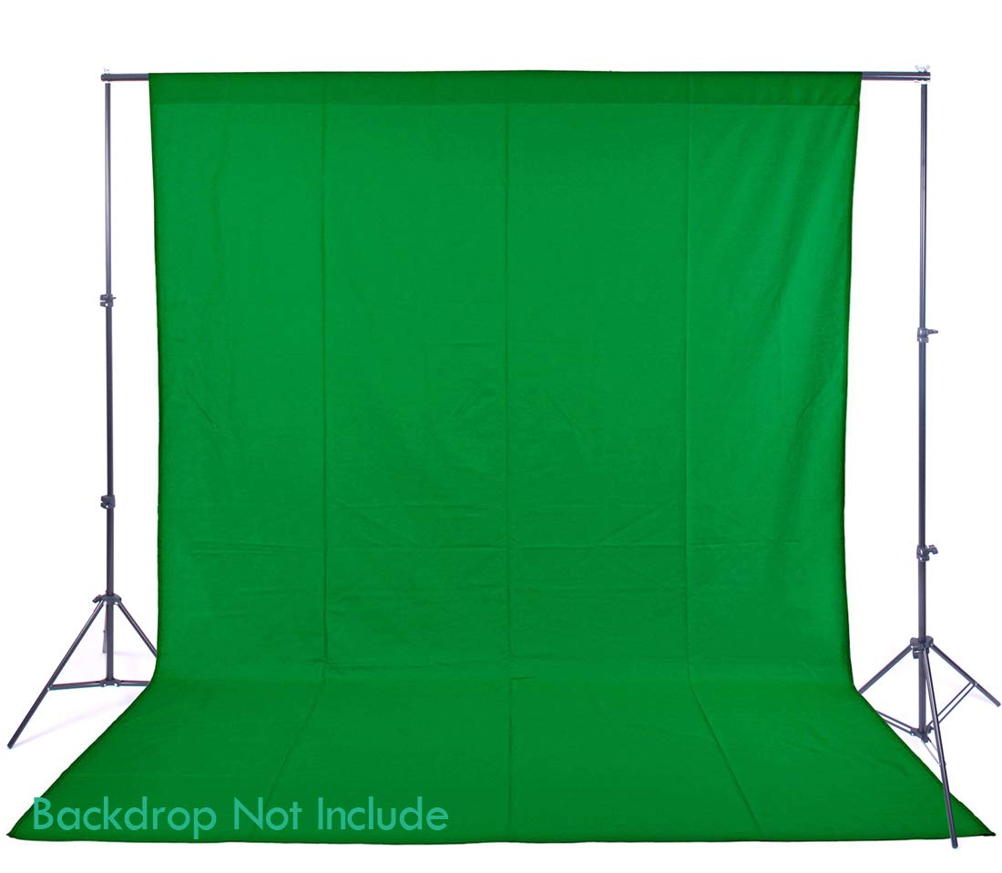NiuBea Studio 10Ft Adjustable Background Stand Backdrop Support System for Photo Video by Niubea (Image #2)