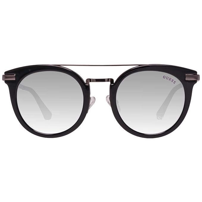 Guess Sunglasses Gf6046 01B 49 Gafas de sol, Negro (Schwarz ...