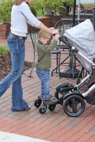 britax stroller board black import it all. Black Bedroom Furniture Sets. Home Design Ideas