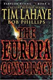 The Europa Conspiracy, Tim LaHaye and Bob Phillips, 0553803247