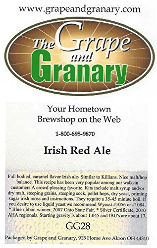 irish red beer - 4