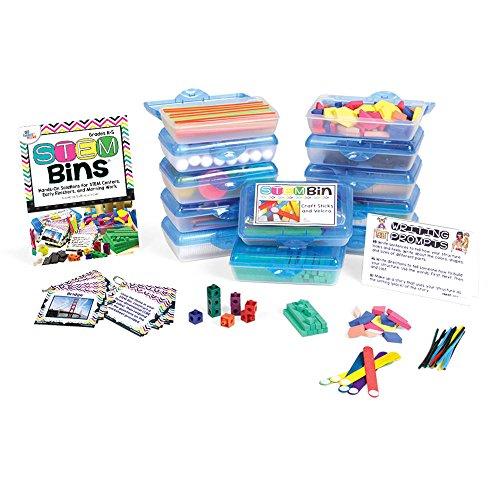 ETA hand2mind STEM Bins by Brooke Brown, Essential Kit by ETA hand2mind