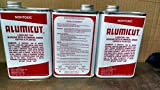 3pcs ALUMICUT Lubricant for Aluminum, Brass, Copper & Plastic