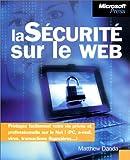 img - for La S curit  sur le Web book / textbook / text book