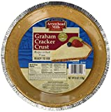 Arrowhead Mills Organic Graham Cracker Crust, 9 Inch, 6 oz.