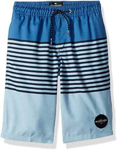 Quiksilver Big Boys' Revolution Volley Kids Shorts