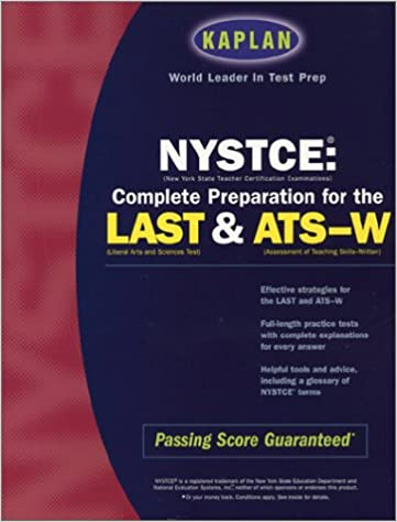 Kaplan Guide to NYSTCE