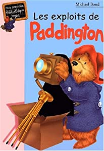 "Afficher ""Les exploits de Paddington"""