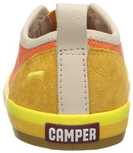 Camper Pelotas Persil Vulcanizado Moda Scarpa Da Tennis (bambino / Ragazzino / Bambinone) Pepa Niki / Sella Tago / Vulk Loren Arcobaleno