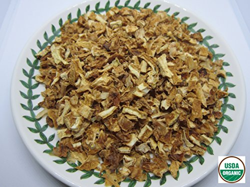 - Organic Lemon Peel - Dried Lemon Peel Cut from Nature Tea (4 oz)