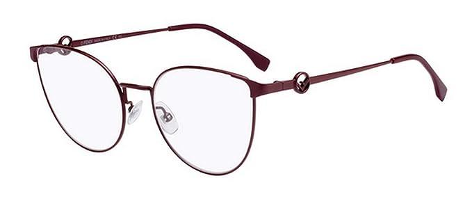 d263353c2847 FENDI Women s FF 0308 LHF 55 Sunglasses