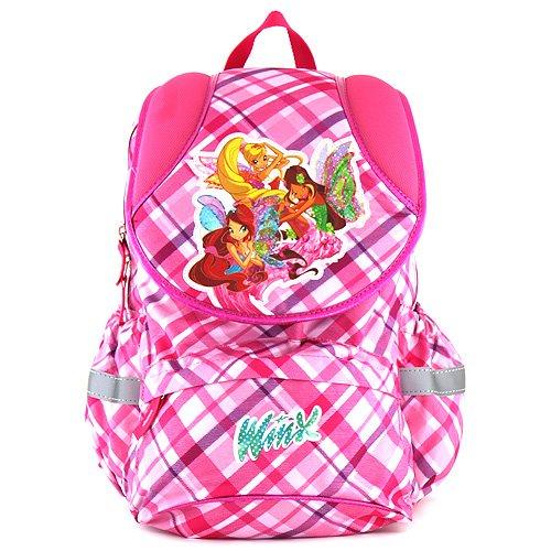 Winx Club School/キッズバックパック、42 mm、ピンク   B00P2OKA8G