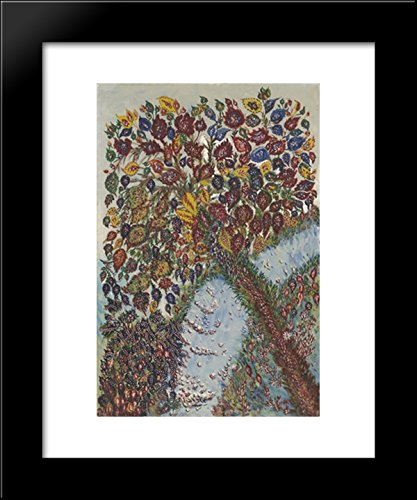 Amazon Com Tree Or Paradise 20x24 Framed Art Print By Seraphine