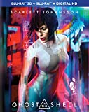 Ghost in the Shell (3D Blu-ray + 2D Blu-ray + Digital HD)