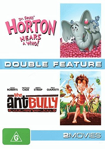 Horton Hears a Who! [1970 Version] [Dr Seuss] + The Ant Bully [NON-USA Format / PAL / Region 4 Import - Australia]