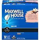 Maxwell House Vanilla Hazelnut K-Cup Packs - 18 count