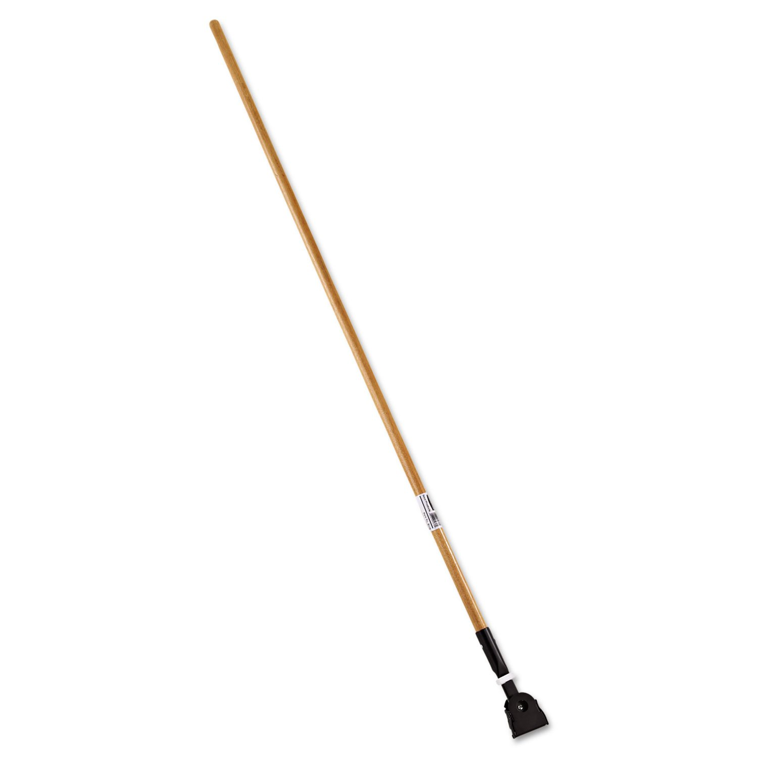 Rubbermaid Commercial Snap-On Dust Mop Handle, 1 1/2 dia x 60, Natural