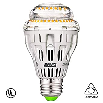 Sansi Led Light Bulb High Lumens 2300lm Dimmable Energy Efficient Equal To 150 Watt