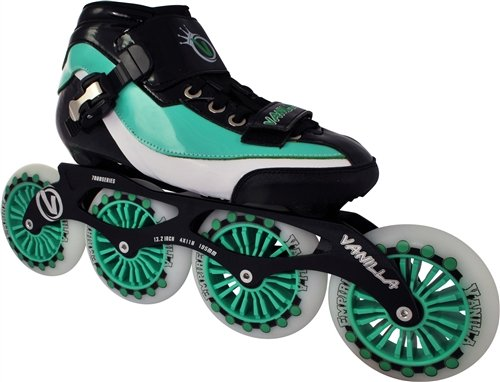 Vanilla VNLA Empire Inline Speed Skates sz 13