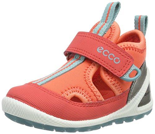 Ecco Baby Mädchen Biom Lite Infants Lauflernschuhe Orange (50224coral Bush/coral Blusch-co.blusch)