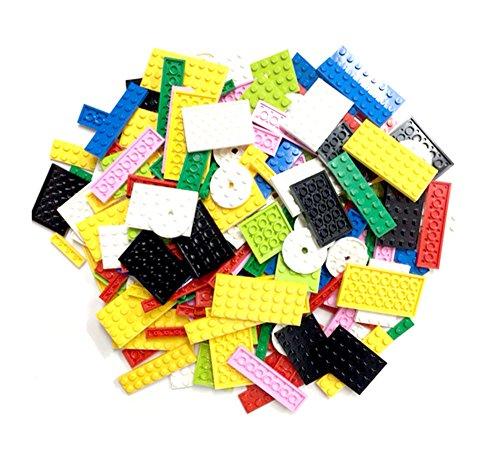 Authentic LEGO Building Bricks Assortment 200 Pieces (Set # 1)