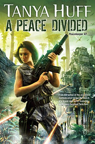 A Peace Divided (Peacekeeper Book 2)