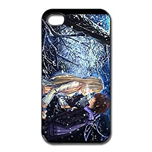 Love Winter Interior Case Cover For IPhone 4/4s - Fashion Case wangjiang maoyi by lolosakes