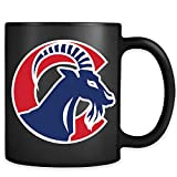 Chicago Cubs GOAT Black Mug - 2016 World Series Champions - Fan Cup