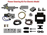 EZ -STEER Yamaha Drive Golf Cart Power Steering Kit - Electric Models