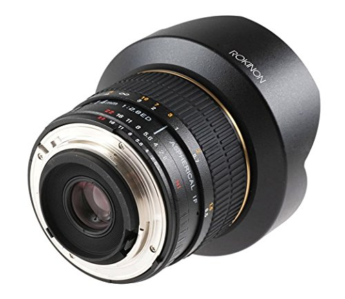 Rokinon FE14M-C 14mm F2.8 Ultra Wide Lens for Canon (Black) - Fixed by Rokinon (Image #2)