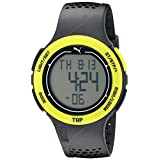 PUMA Unisex PU911211003 Puma Touch Digital Display Quartz Grey Watch