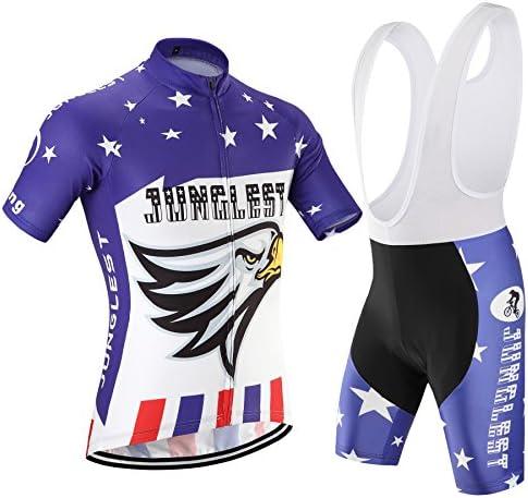 c33 tamaño:XL] ciclo Ciclismo Trajes cortas culotte rápido Mangas ...