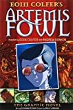 Artemis Fowl: The Graphic Novel by Eoin Colfer front cover
