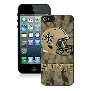 Cheap Iphone 5 Case Iphone 5s Cases NFL New Orleans Saints 4 Free Shipping
