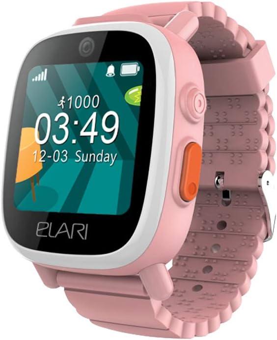 Elari FixiTime 3, Reloj-teléfono para niños con GPS/LBS/WiFi