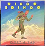 ONLY A LAD Oingo Boingo 1981 Vinyl LP Record SP-3250