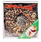 Pine Tree Farms 1351 Holiday Birdie Wreath, 2.25 Pounds, My Pet Supplies