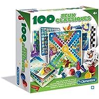 Clementoni 52183.8 - 100 Jeux Classiques