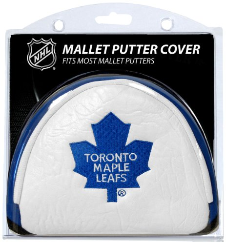 NHL Toronto Maple Leafs Mallet Puttercovers, Outdoor Stuffs