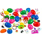Easter Eggs Filled with Candy for Your Easter Hunt, pack of 25