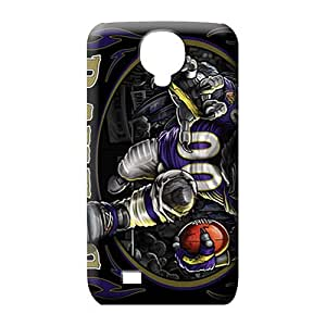 samsung galaxy s4 Strong Protect Design Hot New mobile phone carrying covers baltimore ravens nfl football