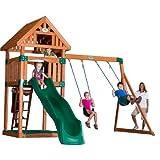 Backyard Discovery Trek All Cedar Wood Playset Swing - Best Reviews Guide