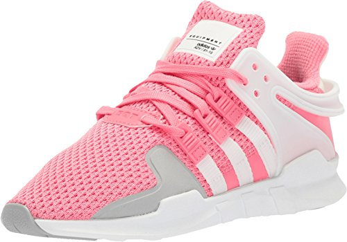 adidas Originals Kids Girl's EQT Support ADV C (Little Kid) Pink/White 12.5 M US Little Kid by adidas Originals